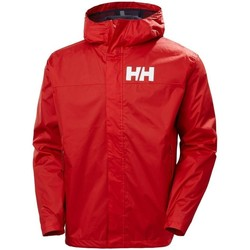 Abbigliamento Uomo giacca a vento Helly Hansen Active 2 Jacket Rosso