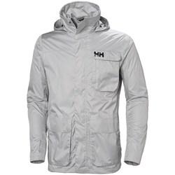 Abbigliamento Uomo giacca a vento Helly Hansen Urban Utility Jacket Grigio