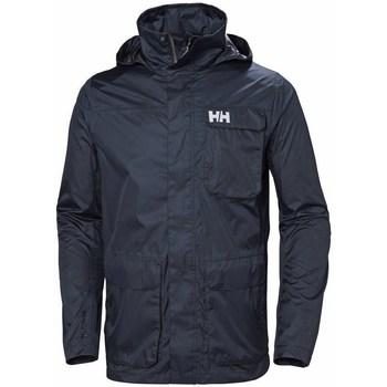 Abbigliamento Uomo giacca a vento Helly Hansen Urban Utility Jacket Blu marino