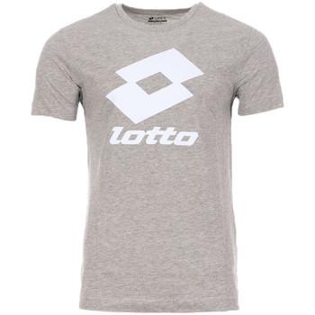 Abbigliamento Uomo T-shirt maniche corte Lotto -214464 Grigio