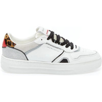 Scarpe Donna Sneakers basse Crime London LOW TOP OFF COURT BIANCO