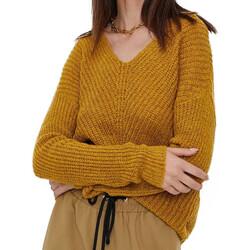 Abbigliamento Donna Maglioni Jacqueline De Yong 15208245 Giallo