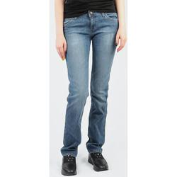 Abbigliamento Donna Jeans slim Wrangler Night Rider Mae Straight W21VZW16F blue
