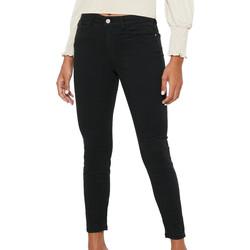 Abbigliamento Donna Jeans skynny Jacqueline De Yong 15229911 Nero