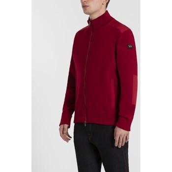 Abbigliamento Uomo Gilet / Cardigan Paul & Shark C0P1029 bordeaux