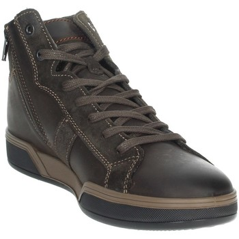 Scarpe Uomo Sneakers alte Imac 802880 MARRONE
