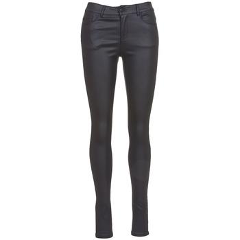 Abbigliamento Donna Jeans slim Vero Moda SEVEN Nero