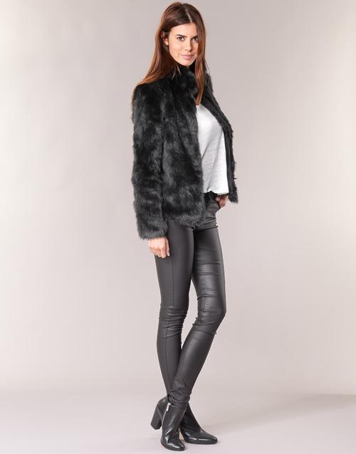 Nero 5 Abbigliamento Tasche Consegna Gratuita 3200 Donna Vero Pantaloni Moda Seven XwNk0OP8n