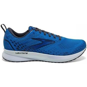 Scarpe Uomo Running / Trail Brooks Levitate 5 Azzuro