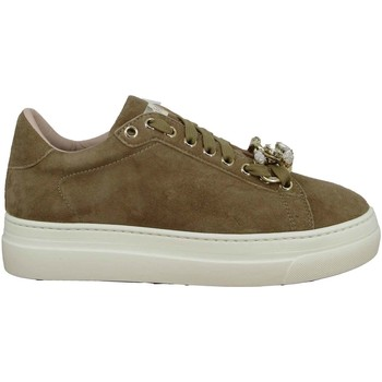 Scarpe Donna Sneakers basse Stokton 822-D 508 Taupe