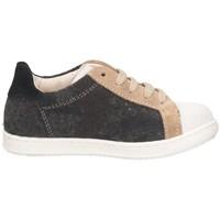 Scarpe Bambino Sneakers basse Gioiecologiche 5110 CAMMELLO/NERO