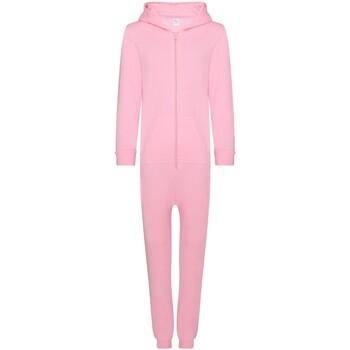 Abbigliamento Unisex bambino Pigiami / camicie da notte Colortone CC01J Rosa polvere