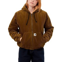 Abbigliamento Donna Giubbotti Carhartt I028670-0EP.02 Bianco