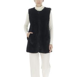 Abbigliamento Donna Giacche Emme Marella ATRMPN-29737 Nero