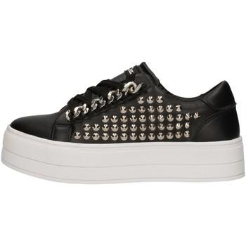 Scarpe Donna Sneakers basse Gio Cellini ST039 nero