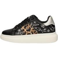 Scarpe Donna Sneakers basse Gio Cellini ST042 nero