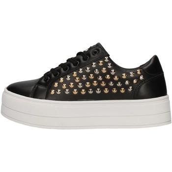 Scarpe Donna Sneakers basse Gio Cellini ST040 nero