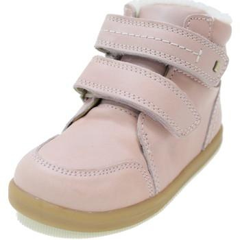 Scarpe Bambina Stivaletti Bobux I WALK TIMBER ARCTIC ROSA