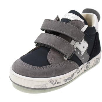 Scarpe Bambino Sneakers alte Balducci SOFT CITA SPORT GRIGIO