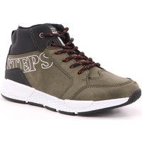 Scarpe Unisex bambino Sneakers alte Docksteps 7 - CORTINA5 Kaki