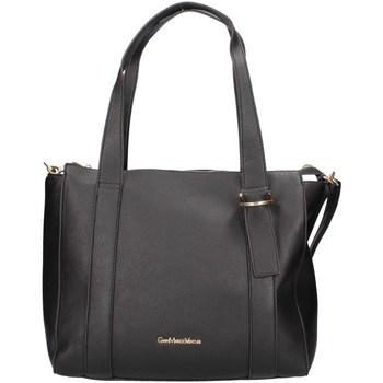 Borse Donna Tote bag / Borsa shopping Gianmarco Venturi GB0076SG2 NERO