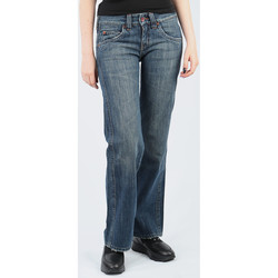 Abbigliamento Donna Pantaloni morbidi / Pantaloni alla zuava Lee Avalon Loose Fit L344BH75 blue
