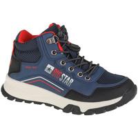 Scarpe Bambino Trekking Big Star Youth Shoes Bleu marine