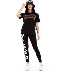 Abbigliamento Donna T-shirt maniche corte Disclaimer 50934 Nero