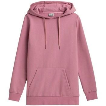 Abbigliamento Donna Felpe 4F BLD352 Rosa