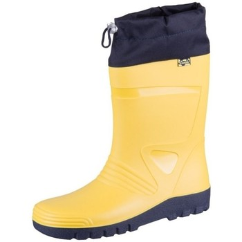 Scarpe Unisex bambino Stivali da pioggia Lurchi Percy Giallo