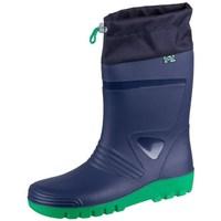 Scarpe Unisex bambino Stivali da pioggia Lurchi Percy Blu marino