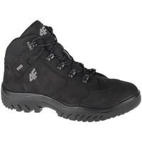 Scarpe Uomo Sneakers alte 4F OBMH251 Nero