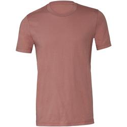 Abbigliamento T-shirt maniche corte Bella + Canvas CV001 Viola