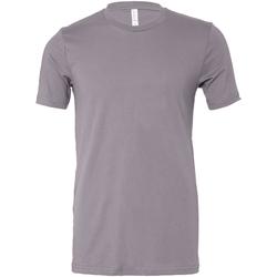 Abbigliamento T-shirt maniche corte Bella + Canvas CV001 Grigio