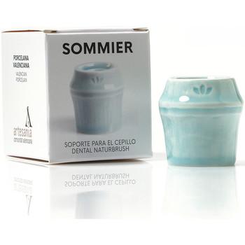 Casa Candele, diffusori Naturbrush Sommier Soporte Para Cepillo Dental azul 1 Pz