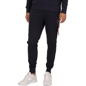 Abbigliamento Uomo Pantaloni da tuta Alpha Jogging Slim Cargo X-Fit blu