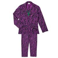 Abbigliamento Bambino Travestimento Fun Costumes COSTUME ADOLESCENT LE MECHANT Multicolore