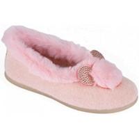 Scarpe Unisex bambino Scarpette neonato Conguitos 25738-18 Rosa