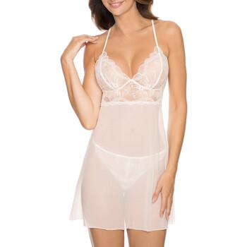 Abbigliamento Donna Pigiami / camicie da notte Gorteks CHARLIZE/K cream Beige