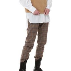 Abbigliamento Donna Pantaloni Shop-Art SH61005 Multicolore
