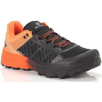 Scarpe Uomo Sneakers basse Scarpa Spin Ultra GTX Orange Fluo Black Nero