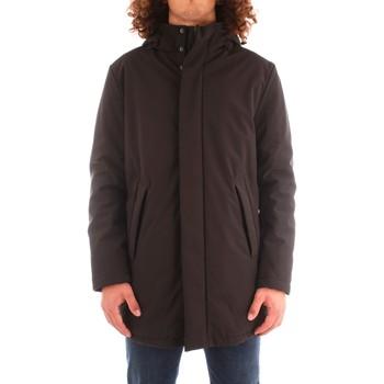 Abbigliamento Uomo Parka Refrigiwear G93601X-T24290 NERO