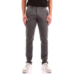Abbigliamento Uomo Pantalone Cargo Trussardi 52P00000 1T005449 ANTRACITE