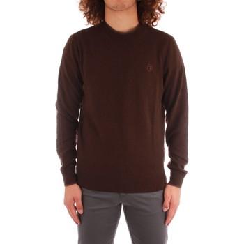 Abbigliamento Uomo T-shirts a maniche lunghe Trussardi 52M00519 0F000571 MARRONE
