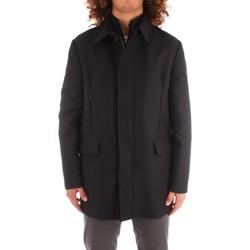 Abbigliamento Uomo Cappotti Trussardi 52S00623 1T004247 BLU