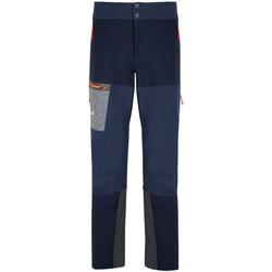 Abbigliamento Uomo Pantaloni Salewa Comici 27894-3961 granatowy