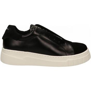 Scarpe Donna Sneakers basse Tosca Blu SIR BISS c99-nero