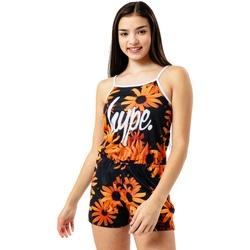 Abbigliamento Bambina Tuta jumpsuit / Salopette Hype  Nero
