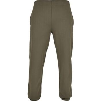 Abbigliamento Pantaloni Build Your Brand BB002 Verde