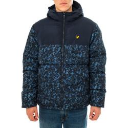Abbigliamento Uomo Piumini Lyle & Scott  Blu